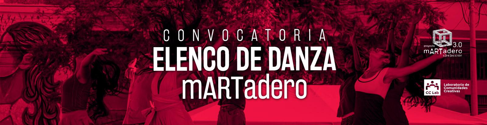Convocatoria Elenco de Danza Contemporánea