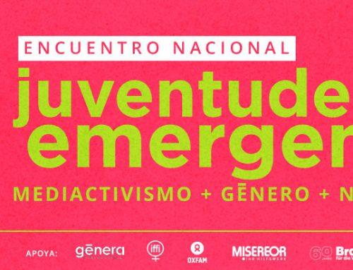 Convocatoria Encuentro Nacional Juventudes en Emergencia